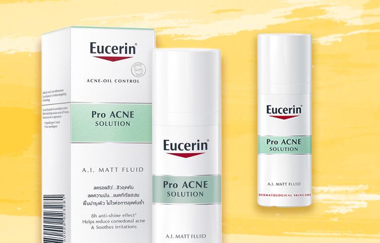 Eucerin Pro Acne Solution A.I. Matt Fluid
